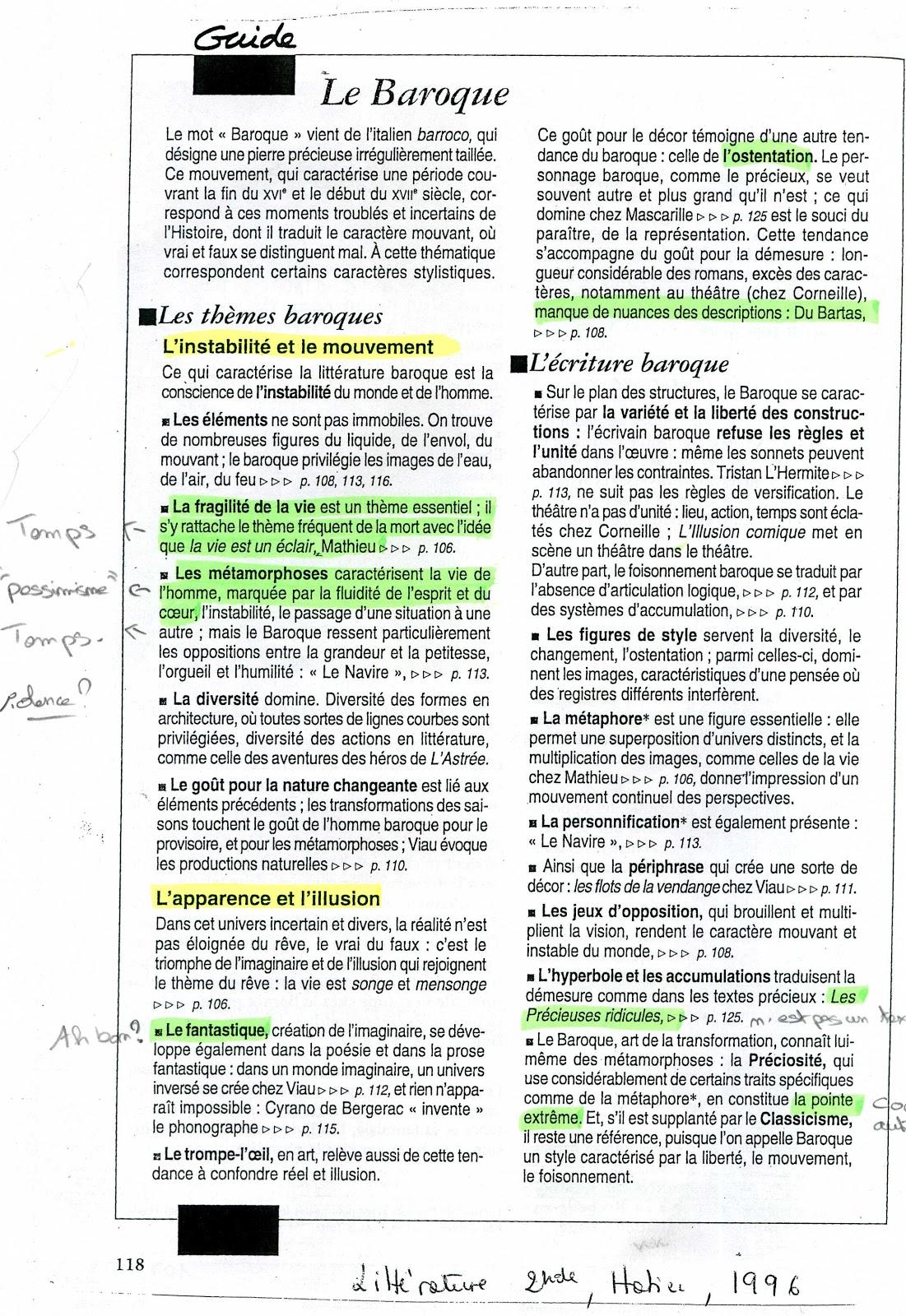 Question sur le Cid de Corneille 4ème Français