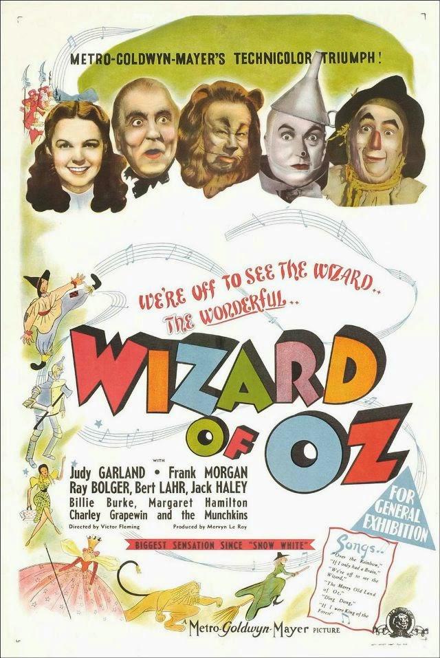 The Wizard of Oz (El mago de Oz)