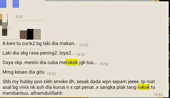 vivix untuk perokok