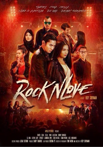 Film Rock N Love 2015 di Bioskop