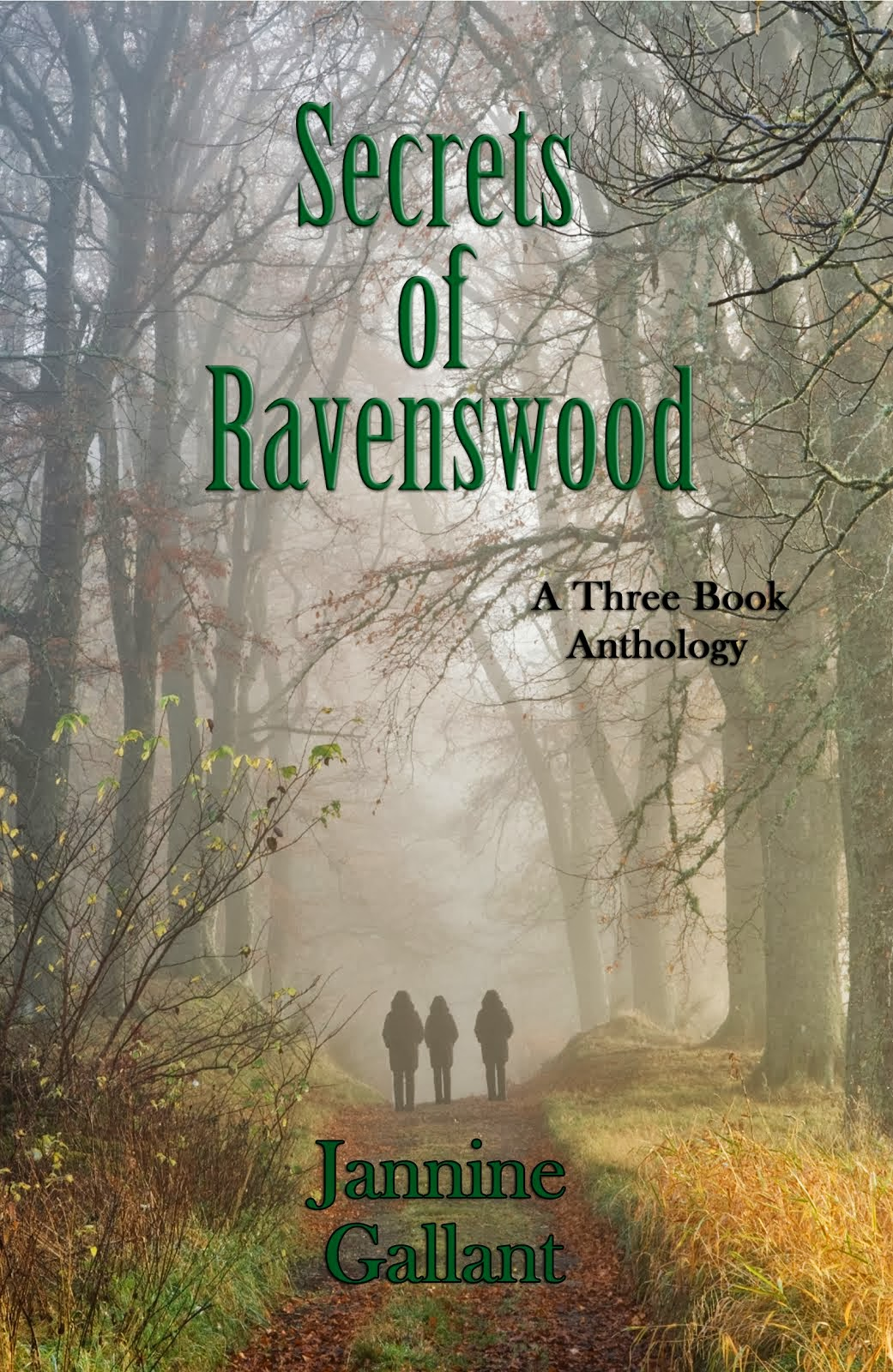 Secrets Of Ravenswood