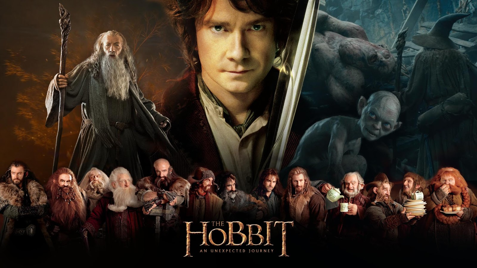 the hobbit an unexpected journey The hobbit: an unexpected journey was released on 3d blu-ray, blu-ray and dvd in united states on 19 march 2013, and was released in the united kingdom on 8 april .