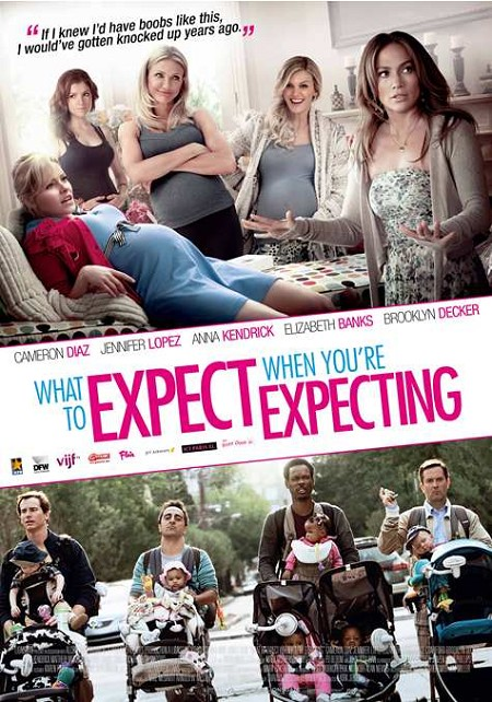What to Expect When You're Expecting full movie (2012)