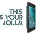 Telefon pintar Jolla boleh menggunakan aplikasi Android