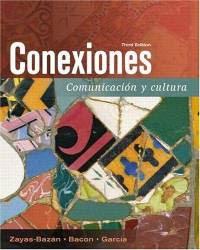 Conexiones, 3rd ed.