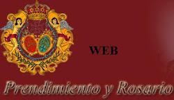 Web oficial Hermandad del Prendimiento