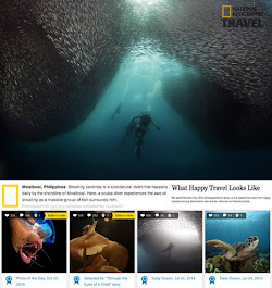 Featured on Nat Geo