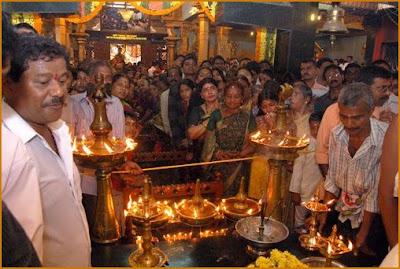 Maha Shivaratri at Gokarna Natheshwara Temple Mangalore India