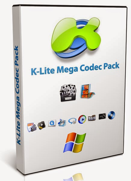 K-Lite Codec Pack Mega 10.9.9