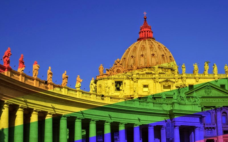 The Vatican's Gay Art Goes on Display, LGBT news,