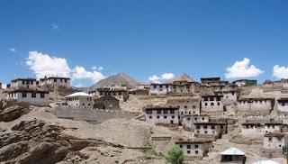 Desa Tertinggi di Dunia