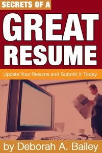 Secrets of a Great Resume