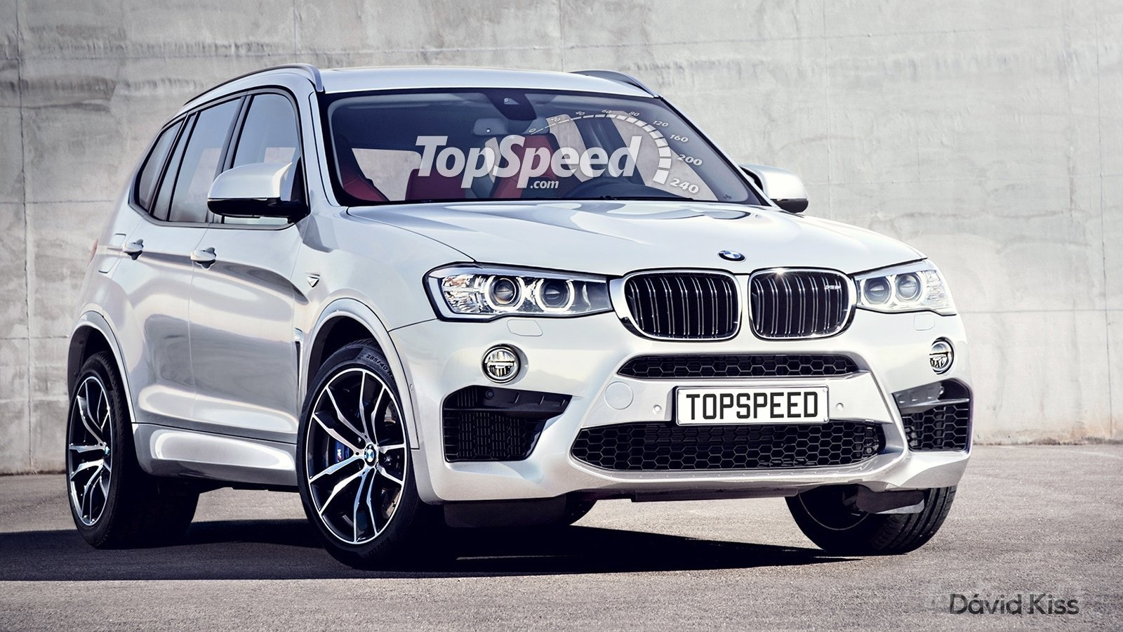 Would You Be Interested In A Bmw X3m