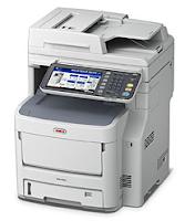 OKI MC780 printer Driver Download