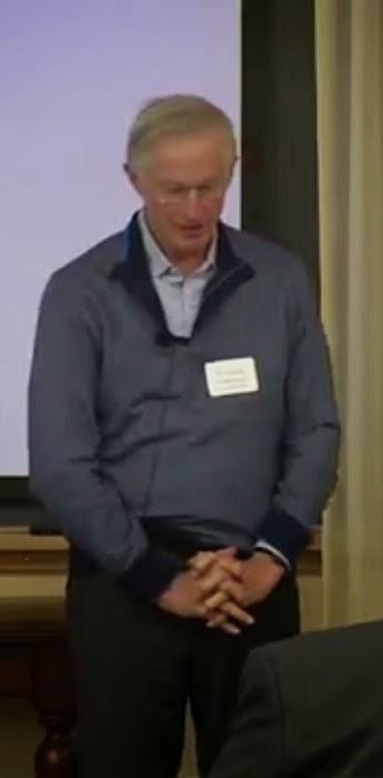 William Nordhaus, Yale University YCEI Meeting, November 21 2013.