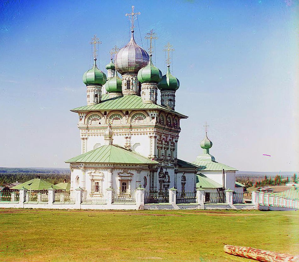 Russia: 25 Amazing Vintage Color Photographs Of Russia From The