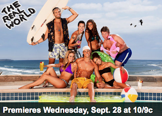 MTV Real World Back to San Diego Logo