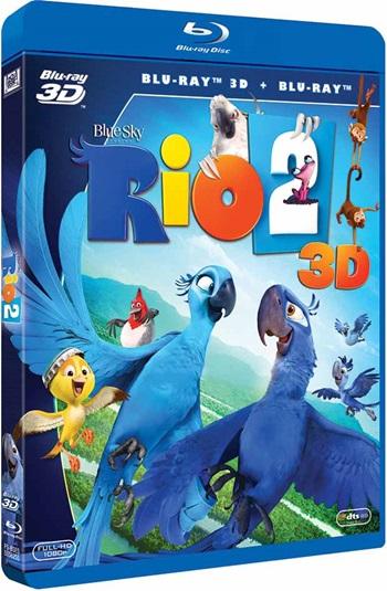 Rio 2 3D OU Latino