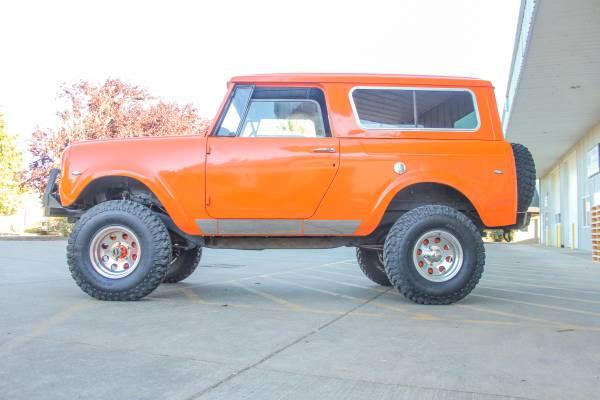 Tire Repair Kit >> Custom Street Legal Build, 1969 International Scout ...
