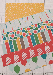 HOW TO Cherry on Top Endless Birthday Wishes MidnightCrafting Notecard Set