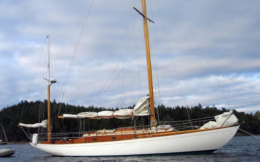 1001 Boats: Concordia Yawl