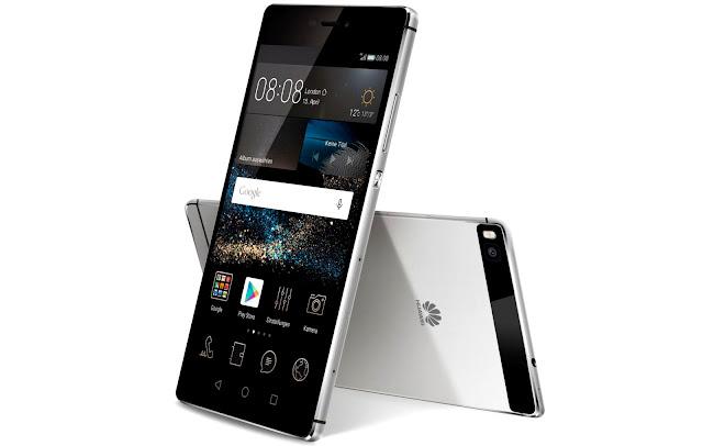 Huawei P8 móviles chinos recomendados