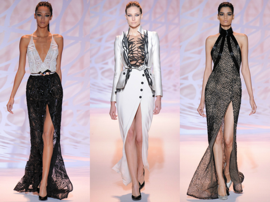 Fashion by the rules zuhair murad haute couture fall 2014 5 for What does haute couture mean