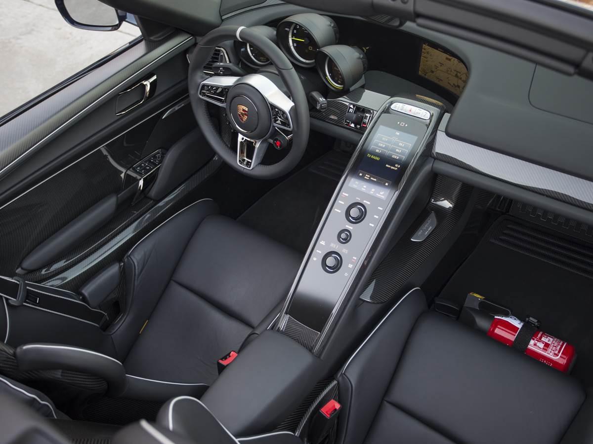 porsche 918 spyder chamado para novo recall car blog br. Black Bedroom Furniture Sets. Home Design Ideas