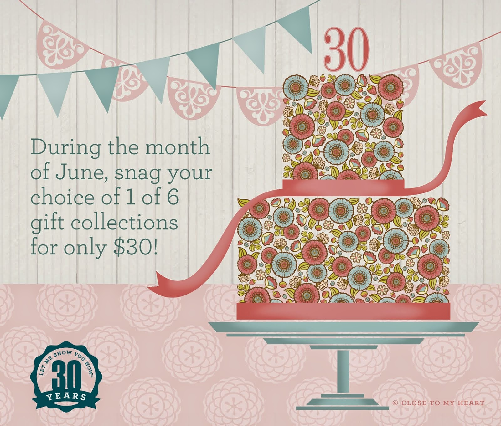 Celebrate 30!