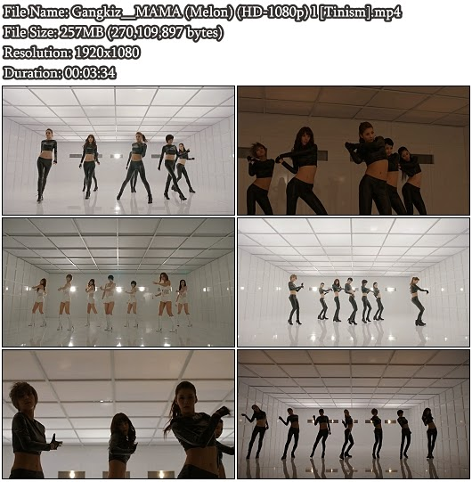Download MV Gangkiz () - MAMA (Melon Full HD 1080p)
