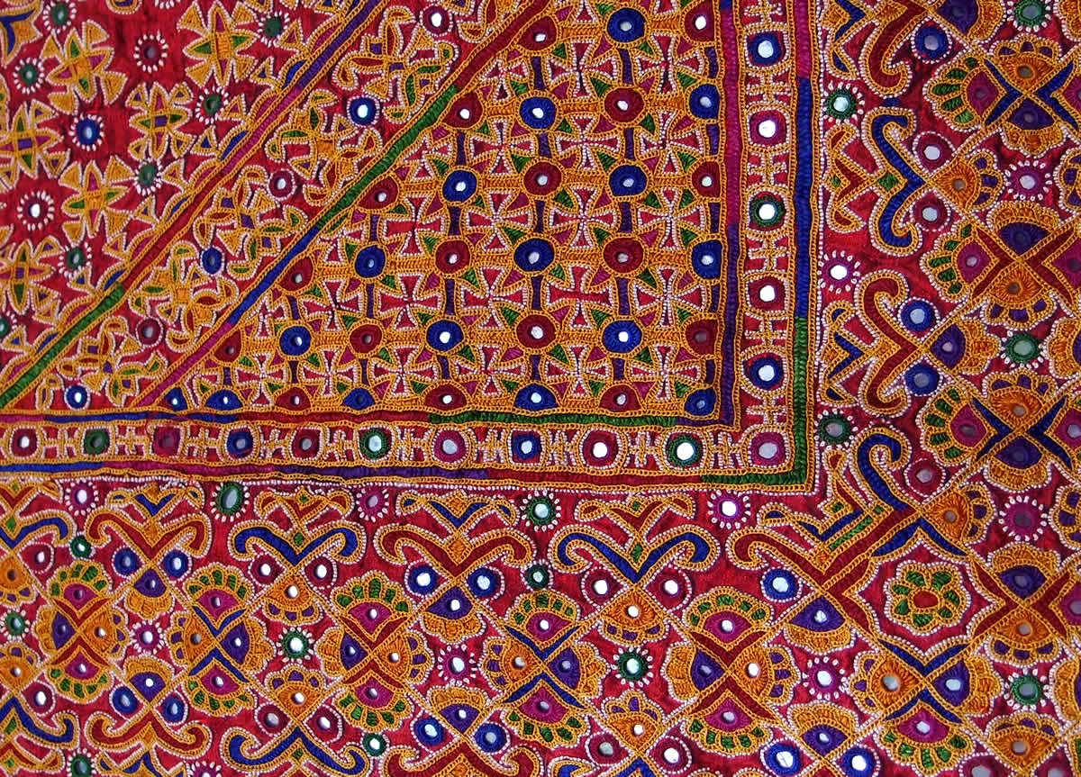 India Kutch Embroidery