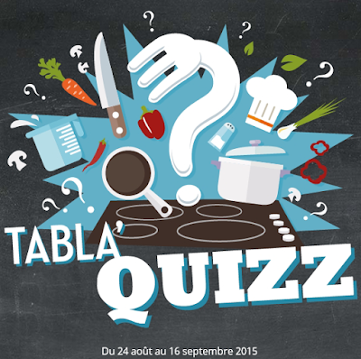 Jeu concours Gagnez 1 week-end de 500 euros, 30 repas de 20 euros...