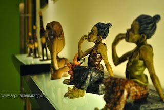 Koleksi patung museum