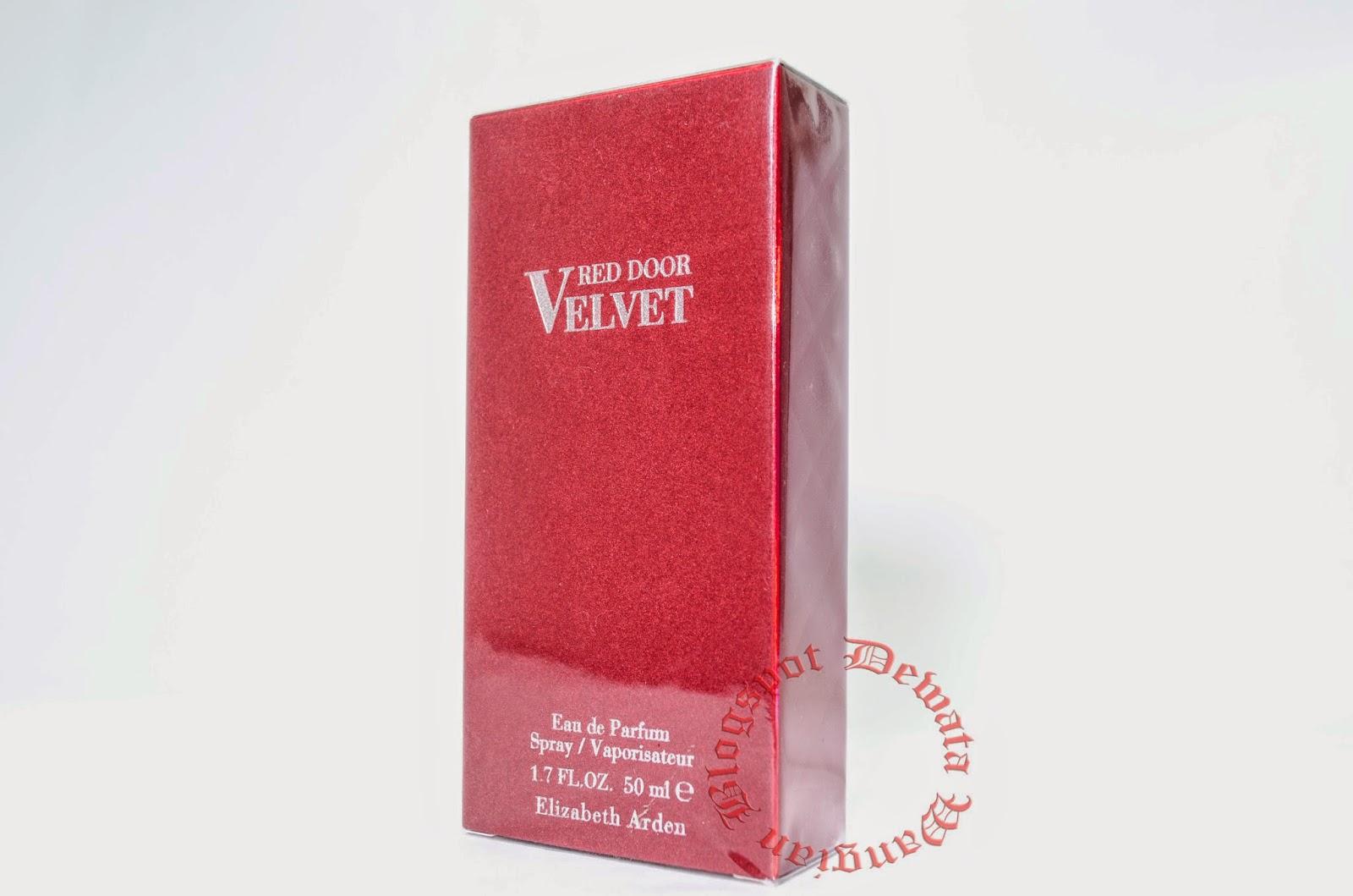 Wangianperfume Cosmetic Original Terbaik Red Door Velvet By