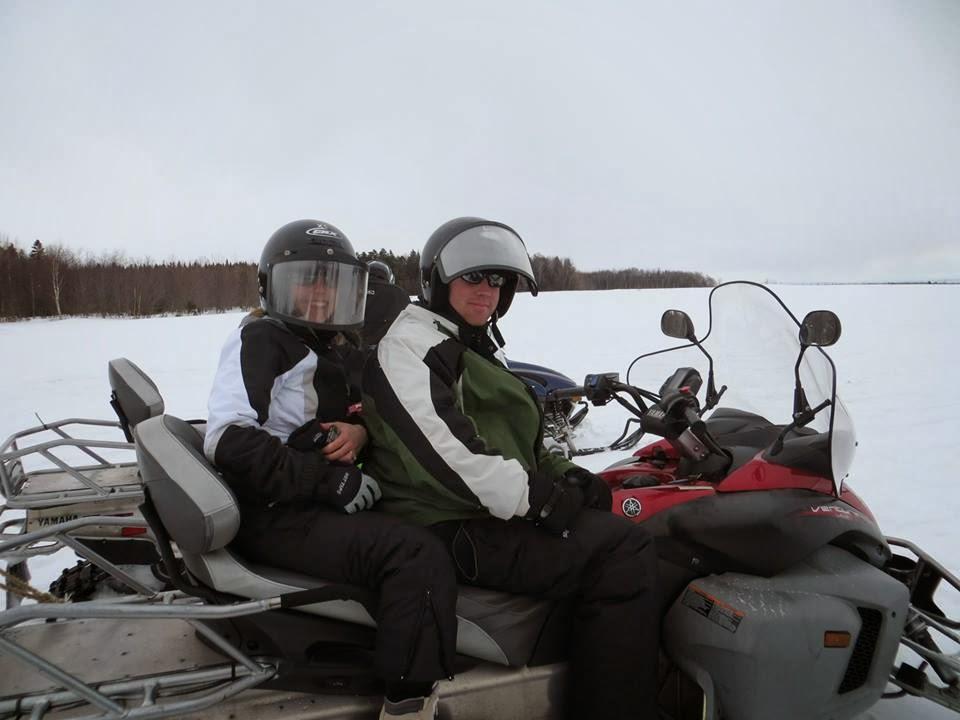 snowmobiling quebec