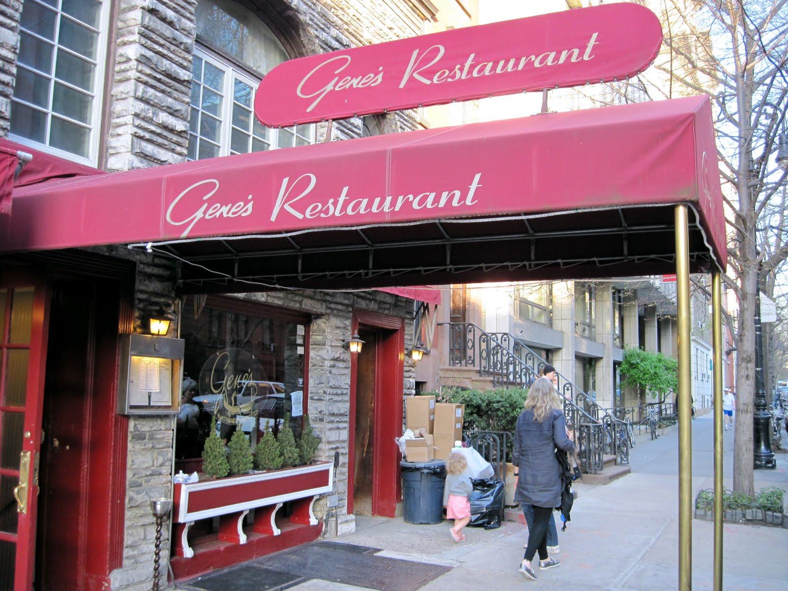 Gene s restaurant one of new york s best spots for civil service