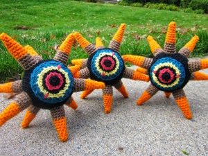 Crochet Zelda Patterns : PokEmon crochet crafts on Pinterest Pokemon, Amigurumi Patterns and ...
