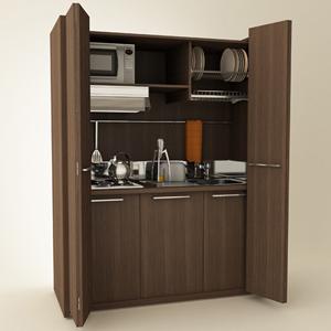 Il tuo architetto a genova monoblocchi cucina la for Salvaspazio cucina