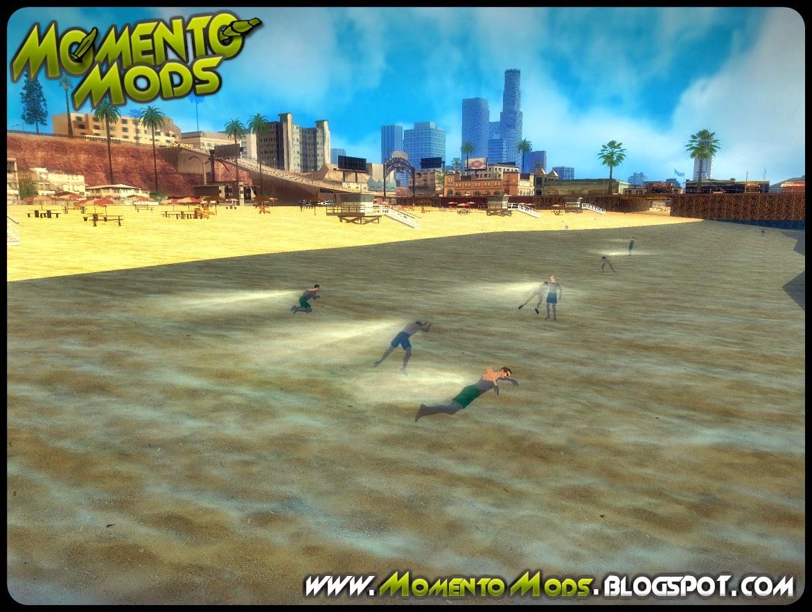 GTA SA - Praia Realista v2.5