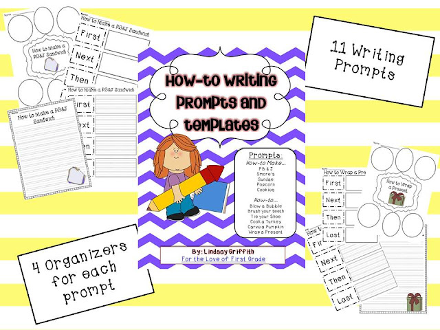 http://www.teacherspayteachers.com/Product/How-to-Writing-Prompts-and-Templates-517945