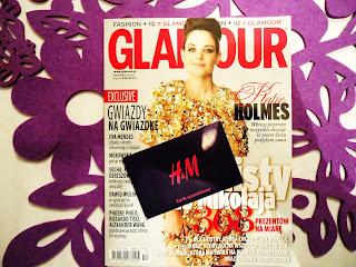 Informacja: Karta H&M w Glamour!