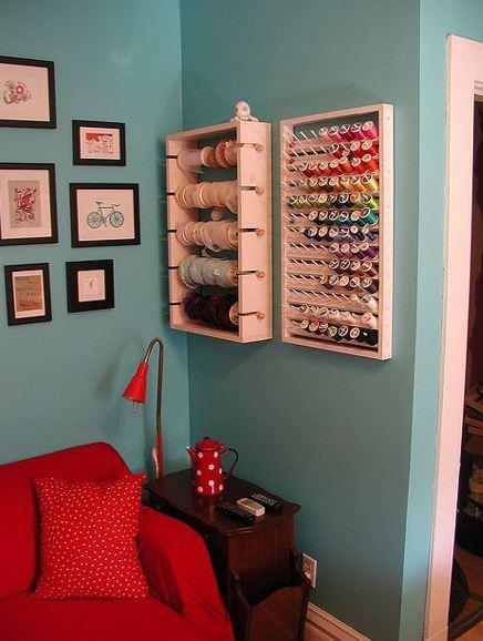 Ideas para un cuarto de manualidades ~ cositasconmesh