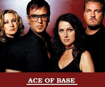 Swedish Band Ace of Base Poster
