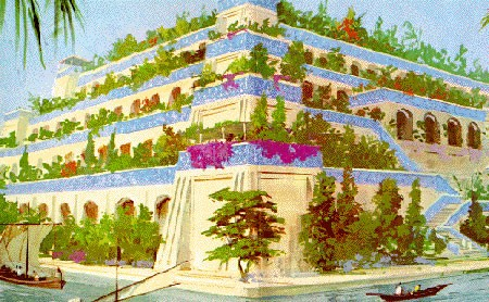 Interesting Facts Hanging Gardens Of Semiramis Legend For A Vanished Civilization