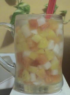Resep dan Cara Pembuatan Cocktail De Pepaya