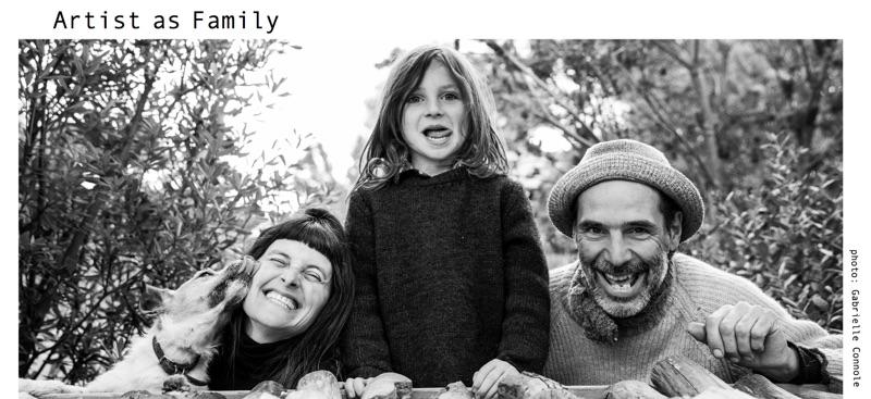 Artist as Family