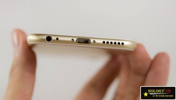 Cổng kết nối của Iphone 6 Plus Lock