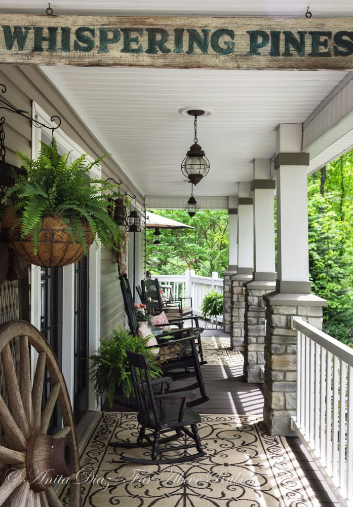 Summer Front Porch