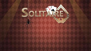Screenshots of the Spider solitaire for Android tablet, phone.