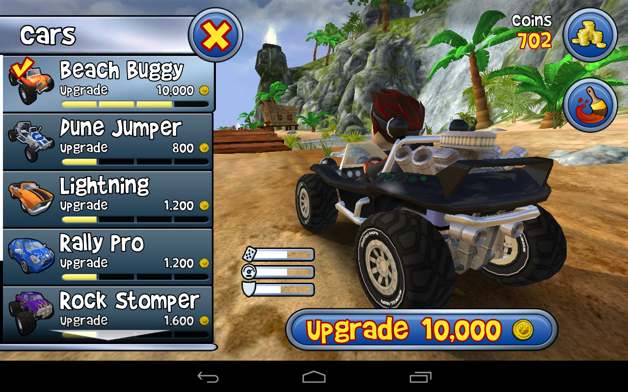 Beach Buggy Racing Ps Best Car